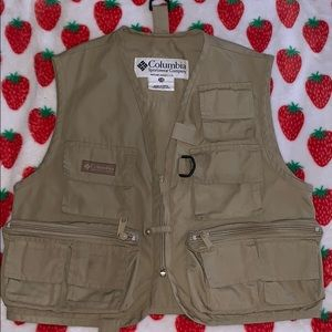 Columbia Youth Fisherman's Vest